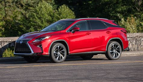 lexus crossover 2016 2016 lexus rx 450h hybrid crossover details images