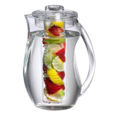 Teko Pitcher Infuser 1l buy fruit infuser from bed bath beyond