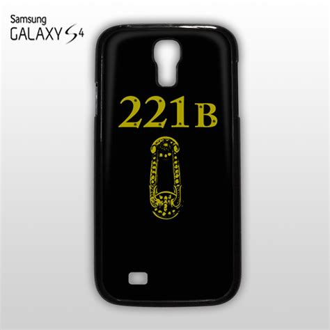 Samsung S4 Baby Ultra Skin Promo new 221 b 221b door sherlock samsung galaxy s4 cover cases covers skins