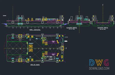 fishing boat cad drawing dwg download settlement of fishing boat dwg drawings