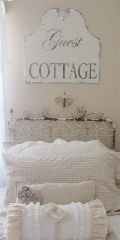 shabby chic guest bedroom shabby chic love it my romantic cottage pinterest