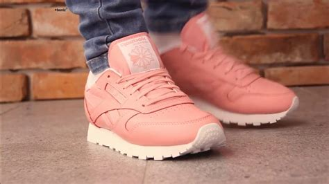 light pink reebok classics buty damskie reebok classic spirit pink v68997 youtube