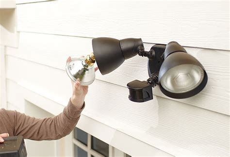 Project Guide How To Install A Motion Sensor Light At The How To Install Outdoor Security Lighting