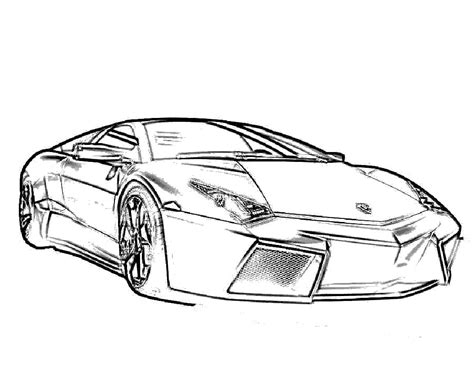 Coloring Lamborghini Free Coloring Pages Of Lamborgini Aventador