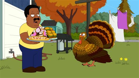 thanksgiving show another bad thanksgiving the cleveland show wiki fandom powered by wikia