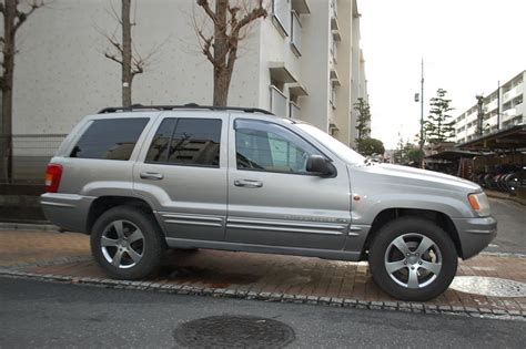 2002 Jeep Grand Cherokee Limited Rhd Reserved Right