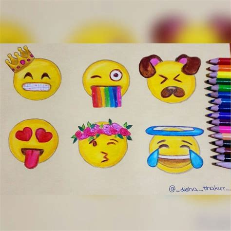 Drawing Emojis by Best 25 Instagram Emoji Ideas On Emoji For