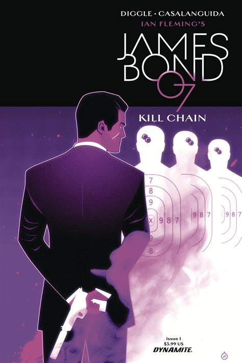 libro james bond kill chain may171414 james bond kill chain 1 previews world