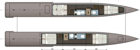Home Design Software Nz by Outboard Catamaran Plans Plan Make Easy To Build Boat