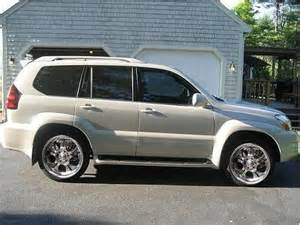 Lexus Gx470 Wheels Pic Of Gx Without Rear Spoiler Club Lexus Forums