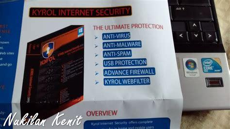 Antivirus Di Malaysia kyrol security 2015 pertama di malaysia hanim hashim