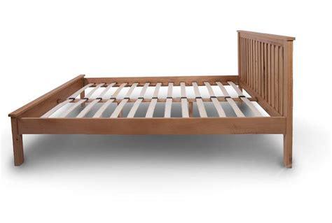 50 solid oak king size bed glenmore