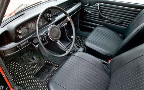 1972 bmw 2002 tii interior photo 7