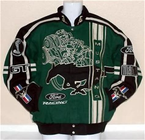 Jaket Sweater Hoodie Zipper Ford Gt Mustang satin ford mustang jackets