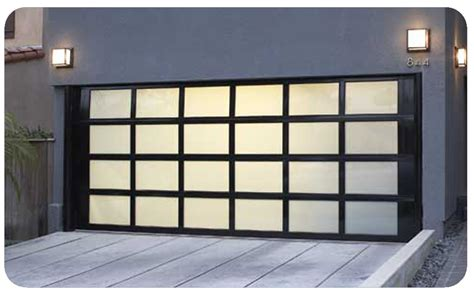Aluminum And Glass Garage Doors Glass Aluminium Garage Doors
