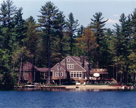 Landscape Architecture Nh Lake Winnipesaukee Nh Associates Inc