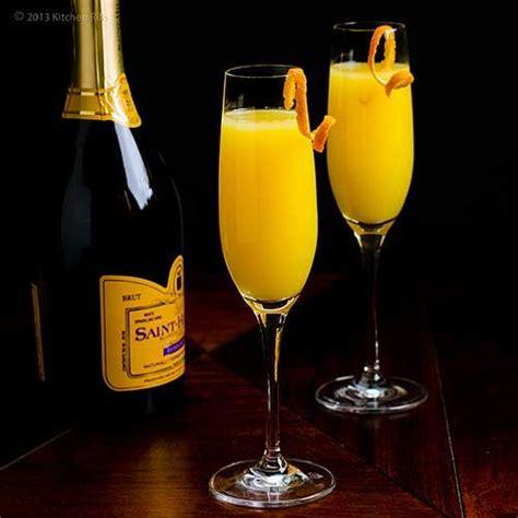 mimosa cocktail recipe breakfast pinterest