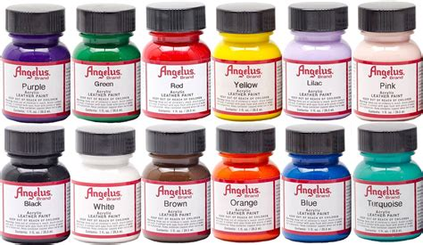 angelus paint retailers cosplayer gift guide on