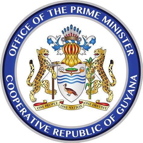 Office Of Prime Minister by List Of Prime Ministers Of Guyana