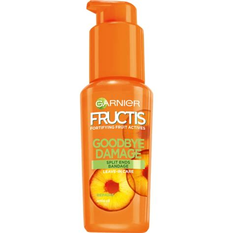 Produk Serum Garnier garnier fructis goodbye damage serum for split ends
