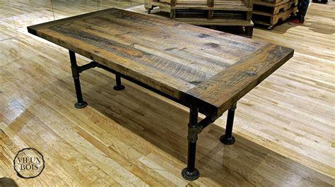 Table En Bois De Grange by Table Bois De Grange A Vendre Wraste