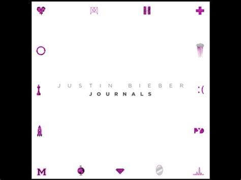 justin bieber journal rar justin bieber journals album completo link descarga