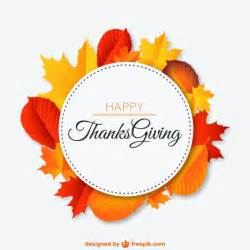 happy thanksgiving email templates happy thanksgiving with autumn leaves wreath vector free