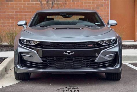 2019 The All Chevy Camaro by The 2019 Camaro Has Been Spotted Out In The