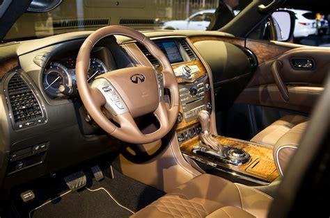 infiniti jeep interior infiniti qx80 qx autos weblog