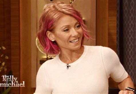 ripa hair style 2015 kelly ripa hair color in 2016 amazing photo