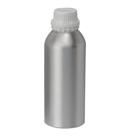 1250ml un approved aluminium bottle with ter evident - Aluminium Bottle