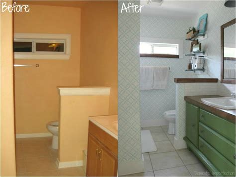 diy bathroom remodel before and after 1000 images about bathrooms on small bathrooms tubs and vanities