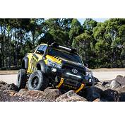 Toyota HiLux Tonka Concept Revealed As Hardcore Off Roader