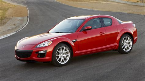 mazda recalls 70k rx 8 models for leaking fuel