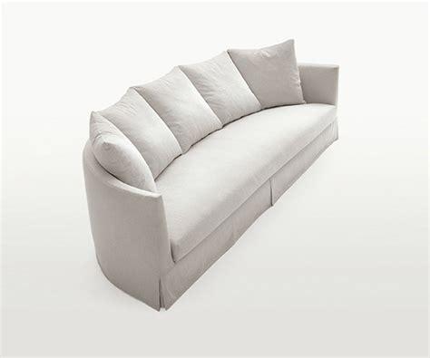 halbrundes sofa im klassischen stil crono di maxalto divani e poltrone arredamento