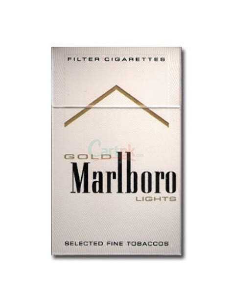 Marlboro Lights by Marlboro Cigarette Light Packet 2 Hours Free Delivery