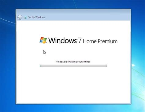 reinstall and format of windows 7 home premium