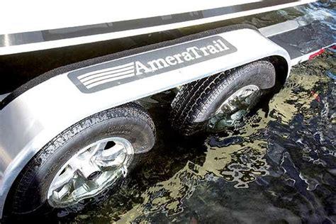 boat trailer tires cracking keeping bearings and brakes tight trailering boatus