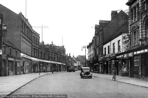wallpaper shop abbey green nuneaton nuneaton abbey street c 1945 francis frith