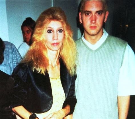 eminem mom eminem releases sweet music video to his mom on mother s