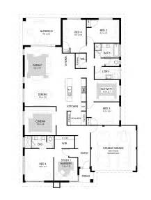 Floor Plans For 4 Bedroom House floorplan preview