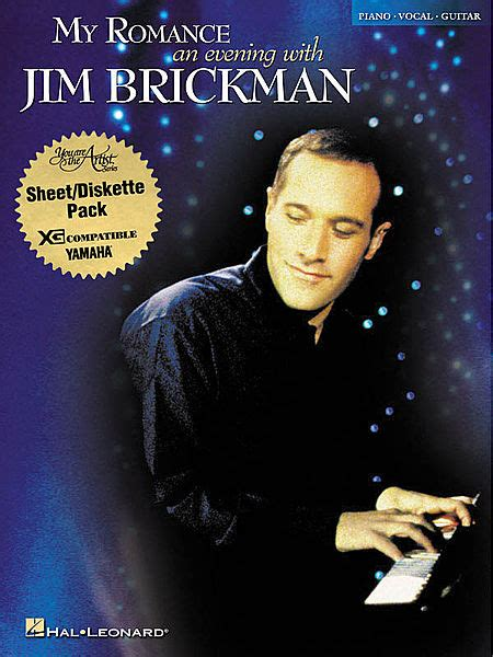 my song jim brickman sheet my an evening with jim brickman
