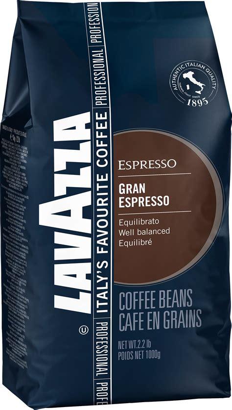 Cappucino Coffee Bean lavazza pienaroma whole bean espresso 2 2