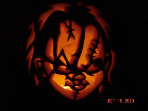 horror movie killers images chucky pumpkin hd wallpaper and background photos 20312600