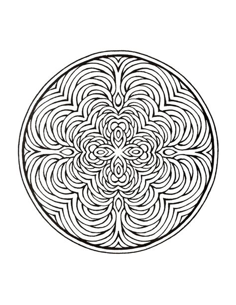 mystical mandala coloring book free mystical mandala coloring book coloring pages