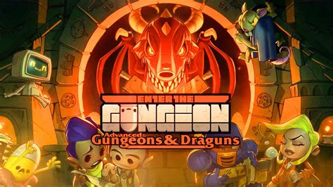 enter  gungeon advanced gungeons draguns launch