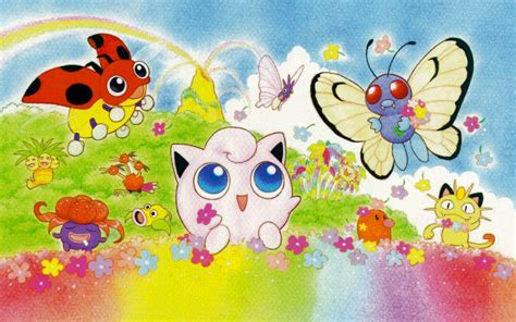 wallpaper of cute cute pokemon wallpapers wallpaper cave