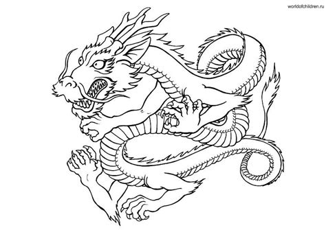 chinese dragon coloring pages az coloring pages