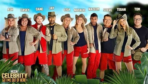 what is im a celebrity about i m a celebrity get me out of here tops ratings but seven