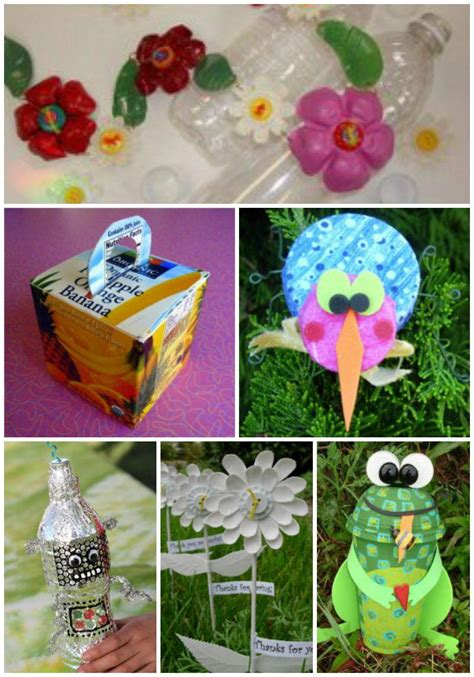 crafts from recycled items 1000 recycled crafts crafting with recyclable items